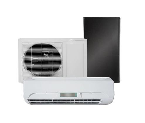 Ar Condicionado Energia Solar24000 btu Com Preço de Fábrica