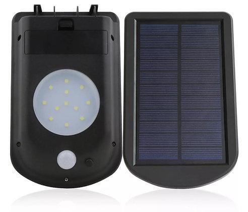 Energia Solar 12 LED Luz de Parede para Jardim Ao Ar Livre Lâmpada IP65 À Prova