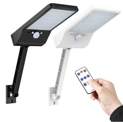 Refletor Solar Sensor de Movimentos 360 graus e 3 Modos de Iluminação