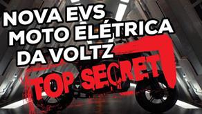 Voltz EVS: esta é a revolução da mobilidade urbana moto elétrica nacional que será lançada em agosto