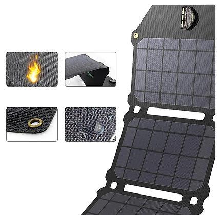 Carregador Portátil Energia Solar À Prova D' Água ALLPOWERS