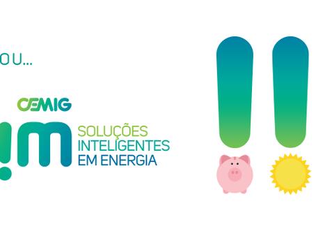 CEMIG lança empresa de soluções em GD chamada CEMIG S!M