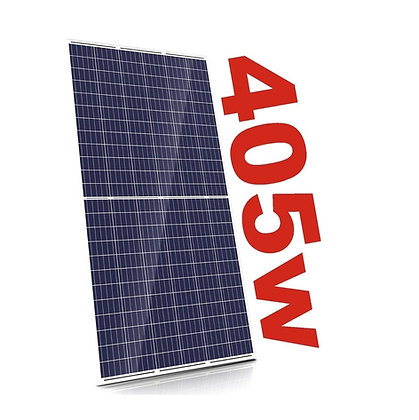 Placa Solar Half Cell 405W Canadian Solar Painel Solar Half Cell