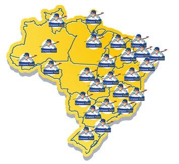 Limpadores de Placa Solar em todo o Brasil