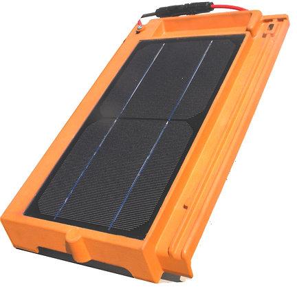 Telha Solar Brasileira 10W Qualidade e Respeito ao Meio Ambiente