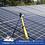 Thumbnail: Lança Telescópica Ajustável 1,80m a 5,5m Equipamento Limpeza de Painel Solar