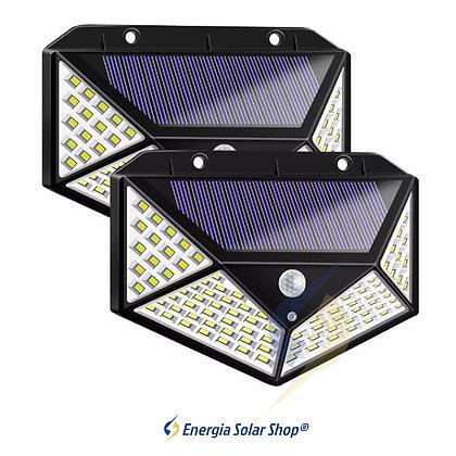 Super Arandela Solar ESS Ultra LED Iluminação Solar