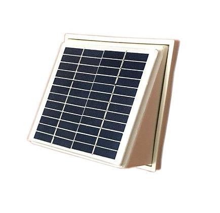 Exaustor Energia Solar Automático para Cozinhas, Caravanas, Banheiros, Barcos