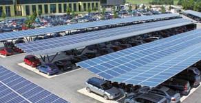 Transforme seu estacionamento em uma fonte de energia solar