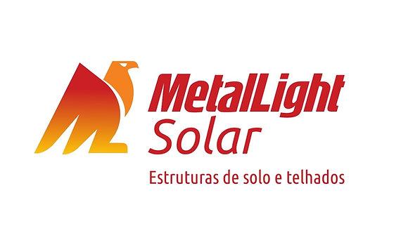 Metal Light Solar Estruturas de Solo e Fixadores para Módulos Fotovoltaicos