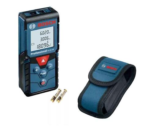Trena Bosch GLM 40 Professional Laser 40m