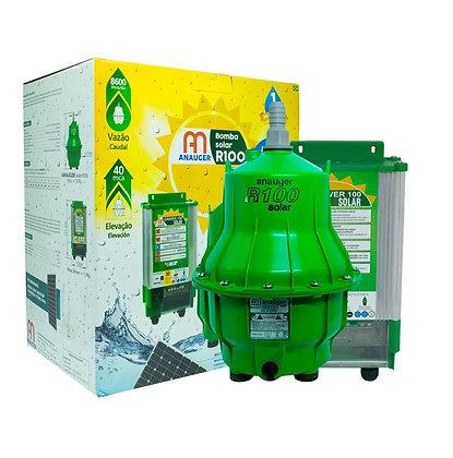 Bomba Anauger Solar R100 Drive Cisterna e para Reservatório, S/ Módulo Solar