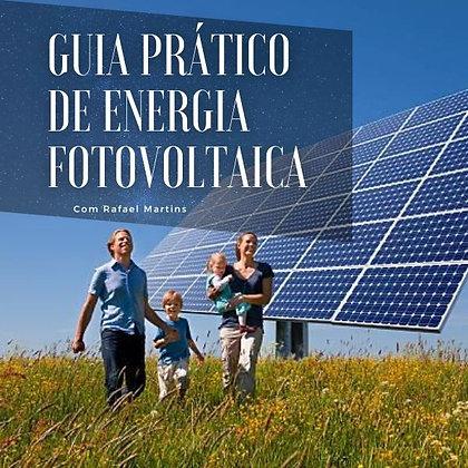Guia Básico de Energia Solar Fotovoltaica Curso Solar Rápido e Prático!