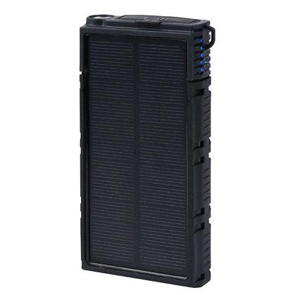 Carregador Solar 10000 mAh Multifunções À Prova D' Água redmi Para iphone X/ 7/8