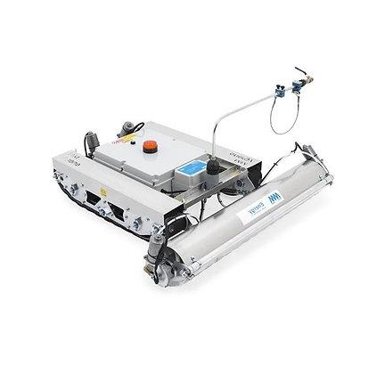 Robô de Limpeza de Painel Solar Fotovoltaico