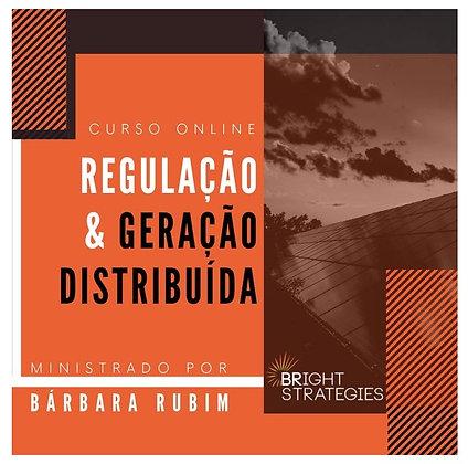 Curso de Regulação para Geração Distribuída (REN 482) - Bright Strategies
