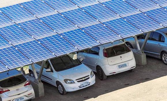 Carports Solares Tendência por Todo o Brasil