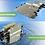 Thumbnail: Microinversor de Potência 1200W IP65 Solar Micro Grid Tie Inversor Inverter