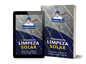Treinamento Limpeza de Painéis Solares