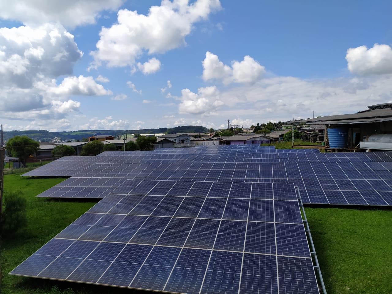 limpeza de painel solar br sc