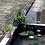 Thumbnail: Bomba de Água Energia Solar Jardim Paisagem Piscina 9 V 2.5 W Painel Solar