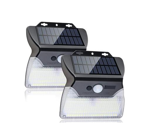 Refletor Energia Solar 110 LED à prova água, Jardim, Decoração