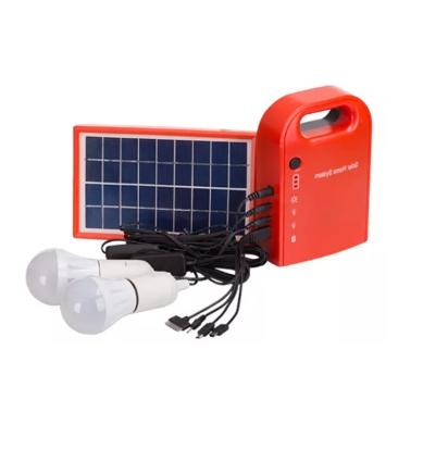 Gerador de Energia Solar Portátil, Jardim, Quintal, Ar Livre