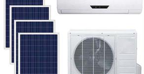 Energia Solar Para Ar-Condicionado Como Funciona? Vale a Pena?