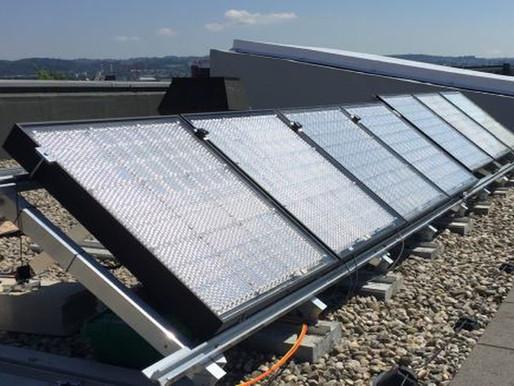 Painéis Solares com Eficiência Recorde de 30% a 37%
