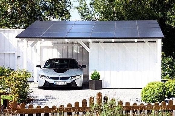 Carport Solar Preço