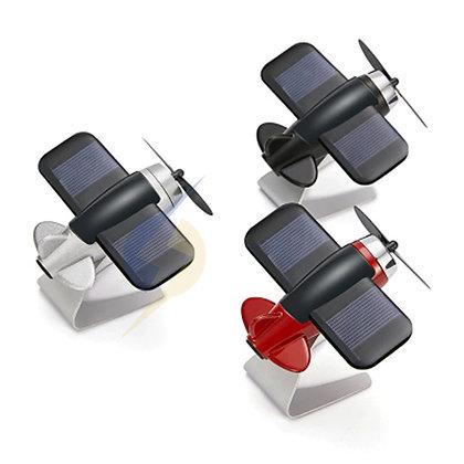 Avião Solar Purificadorde Ar Carro Perfumado