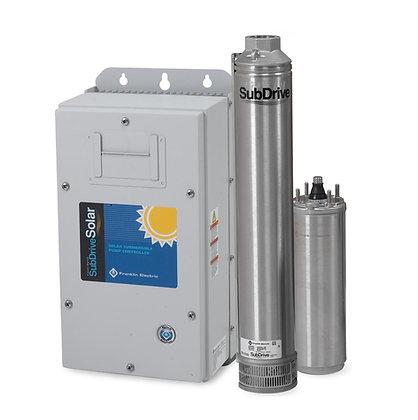Bomba Submersa Solar Schneider Solarpak Sub18-Sls4e30 1,5Cv Sem Painel