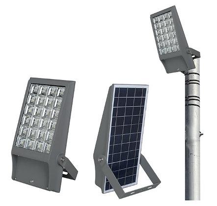 Refletor Solar Painel Rodoviário LED 6000K Outdoor Solar Alta Qualidade