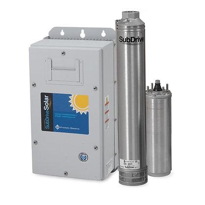 Bomba Submersa Solar Schneider Solarpak Sub70-Sls4e10 1,5 Cv Sem Painel