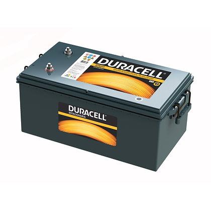 Duracell Bateria Estacionaria Duracell 12v 230ah C100 Energia Solar Nobreak
