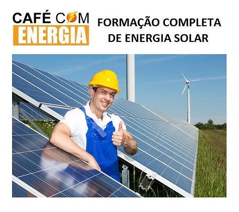 Torne-se Um Profissional de Sucesso no Mercado de Energia Solar