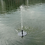 Thumbnail: Bomba de Água Painéis Solares Flutuante Bomba de Água de Rega Jardim 200L/H