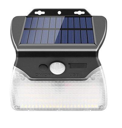 Iluminação Movida a Energia Solar 110LED Sem fio à prova água, Jardim, Decoração