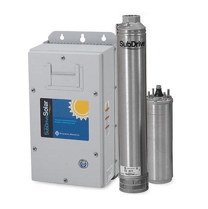 Bomba Submersa Solar Schneider Solarpak Sub30-Sls4e18 1,5 Cv Sem Painel