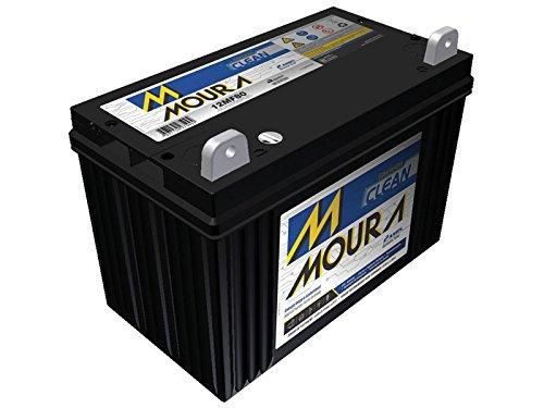 Bateria Estacionaria Solar Centrium ENERGY RS12MF80 Moura Clean Solar 12V 80AH