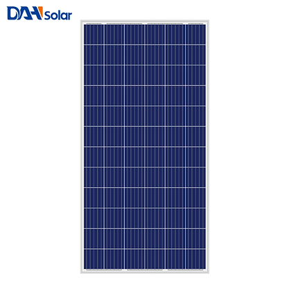 Painel Solar 330W DAH Solar Policristalino Inmetro 17.2 em eficiência