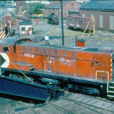 7072, Victoria Yard , July 1982.JPG