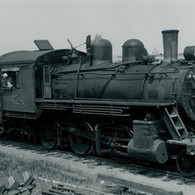 Canadian National Ry 2-8-0 Steam 424 Vic