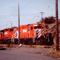 CP LOCOMOTIVES, VICTORIA, B.C., 1989.JPG