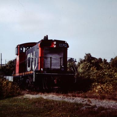 CNR GMD-1 1070, VICTORIA, B.C., 1989.JPG