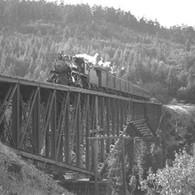 cp 463 E & N Train 2 Niagara Bridge VI 8