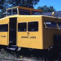 CVR 27 Nanaimo Lakes Speeder 1977 Loggin