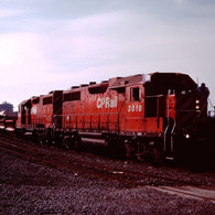 CP FREIGHT READY TO DEPART VICTORIA, B.C