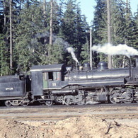 CFP 111 1958 Canadian Forest Products Wo