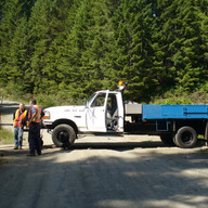 APR Hi-Rail 101 at Loon Lake Road — MP 22.2